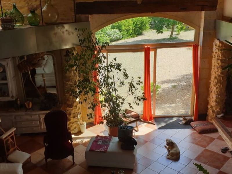 Vente maison / villa Leguillac de l auche 286200€ - Photo 4