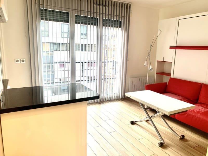 Rental apartment Paris 15ème 1006€ CC - Picture 3