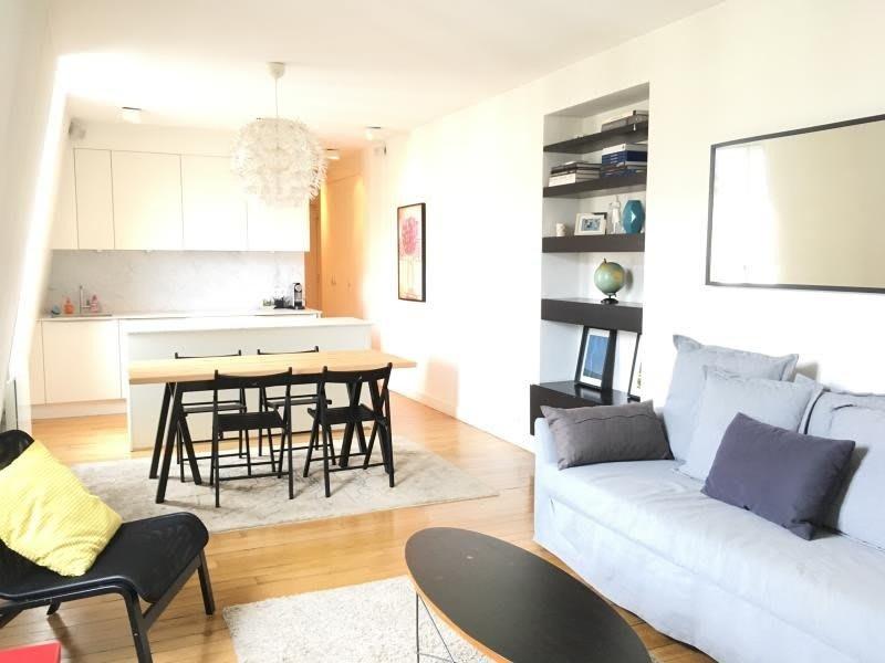 Rental apartment Paris 2ème 1695€ CC - Picture 1