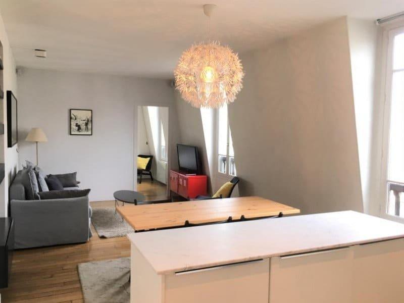 Rental apartment Paris 2ème 1695€ CC - Picture 2