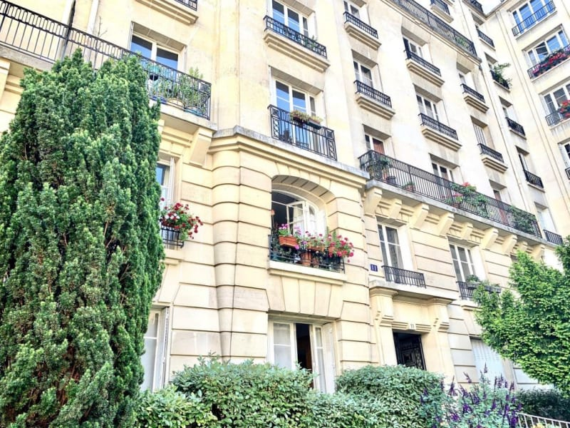 Vermietung wohnung Paris 15ème 2000€ CC - Fotografie 11