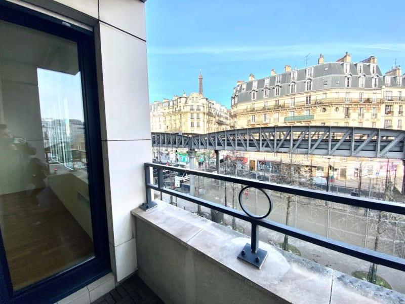 Rental apartment Paris 15ème 1350€ CC - Picture 10