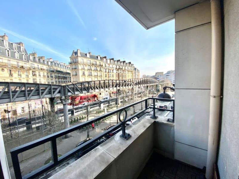 Rental apartment Paris 15ème 1350€ CC - Picture 11