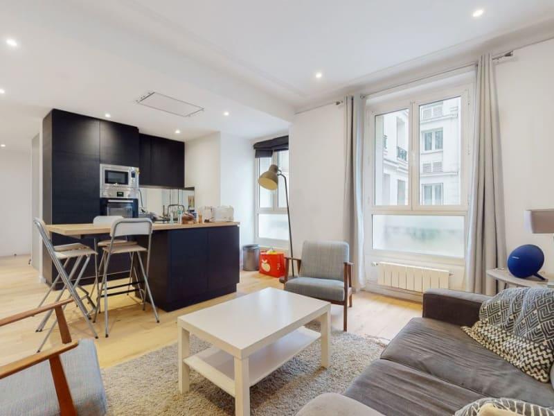 Sale apartment Paris 15ème 875000€ - Picture 2