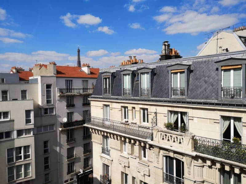 Vermietung wohnung Paris 15ème 1045€ CC - Fotografie 9