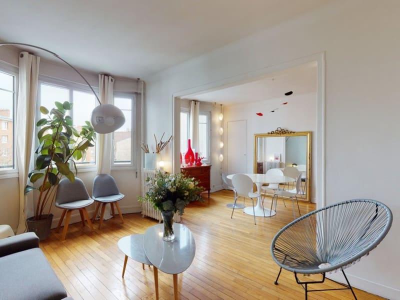 Sale apartment Paris 15ème 1100000€ - Picture 1
