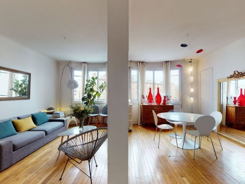 Sale apartment Paris 15ème 1100000€ - Picture 2