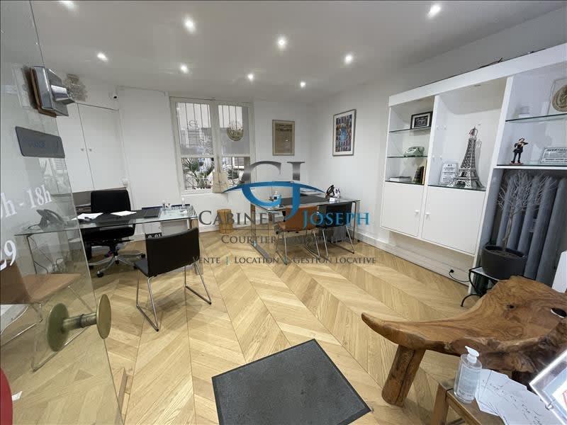 Rental empty room/storage Paris 10ème 1000€ HC - Picture 2
