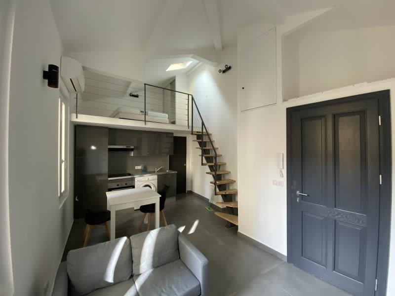 Aрендa квартирa Nice 800€ CC - Фото 2