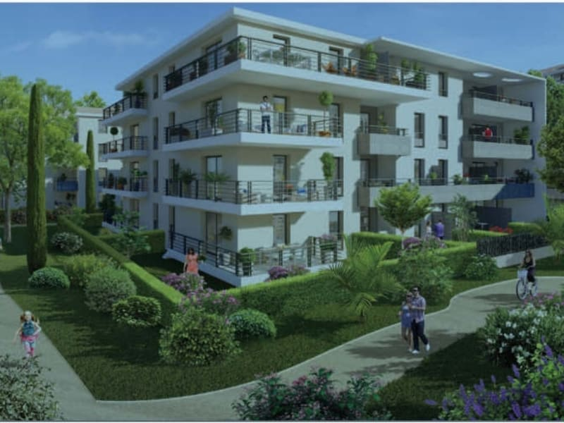 Vente appartement Six fours les plages 288000€ - Photo 1