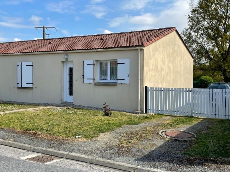 Sale house / villa La chaize le vicomte 148000€ - Picture 5