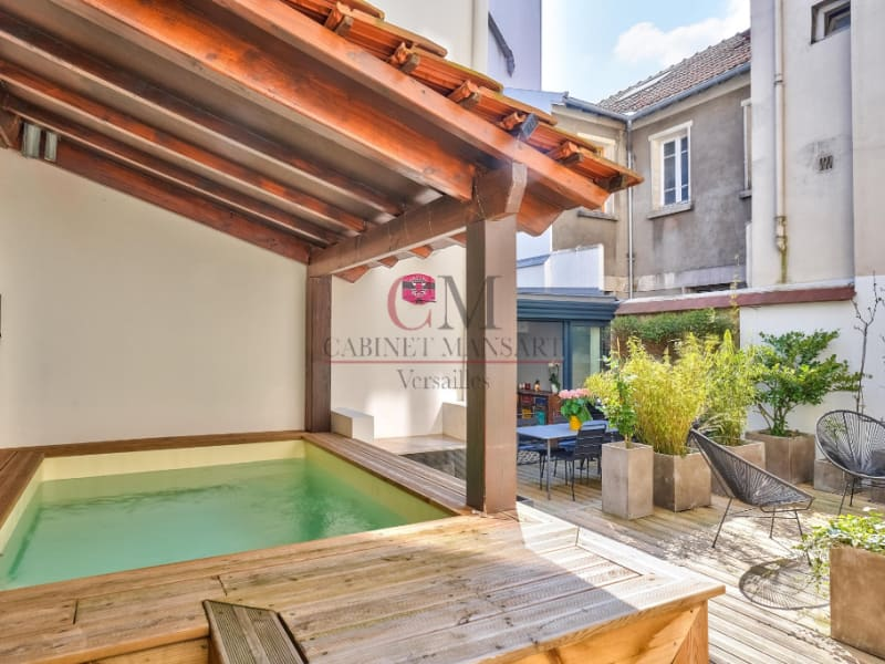 Sale house / villa Versailles 1295000€ - Picture 2
