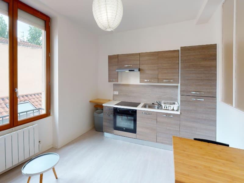 Rental apartment Lyon 9ème 650€ CC - Picture 2