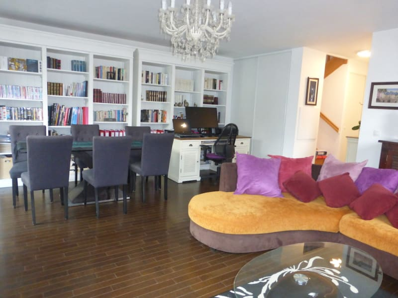 Vente appartement Massy 570000€ - Photo 4