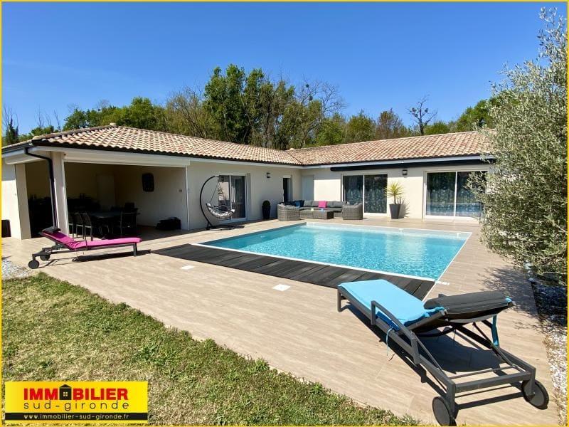 Sale house / villa Arbanats 748500€ - Picture 7