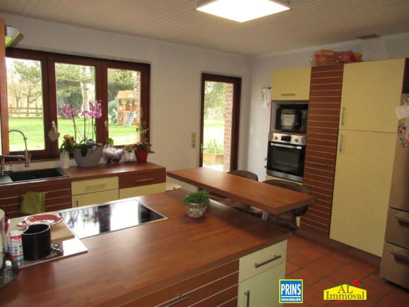 Sale house / villa Lumbres 221500€ - Picture 7