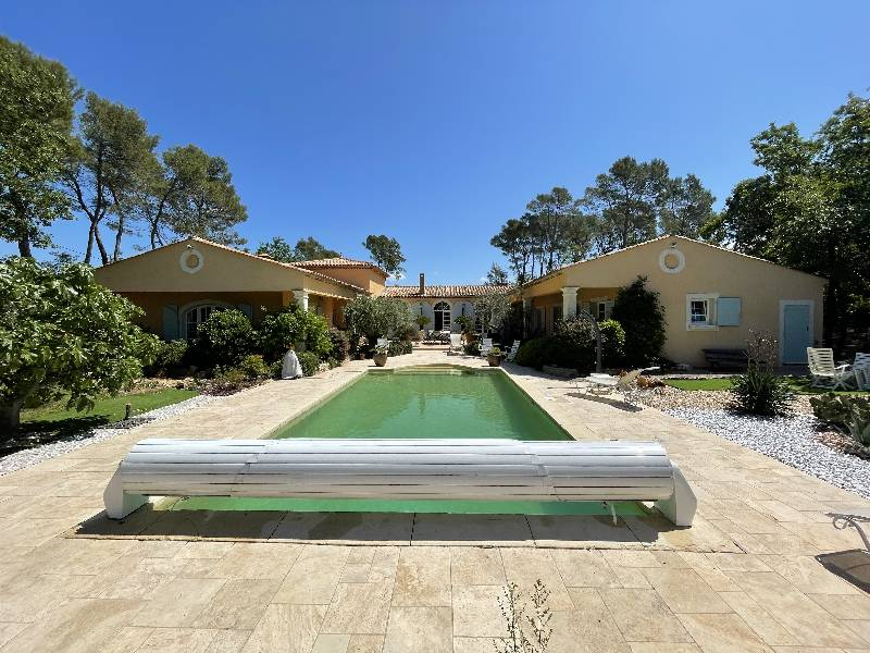 Venta  casa Seillans 1315000€ - Fotografía 1