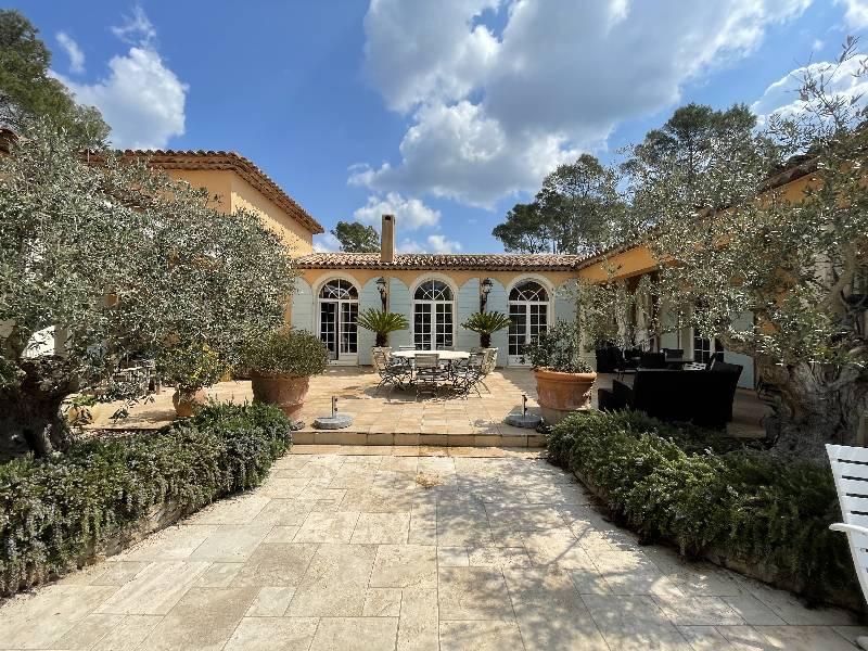 Venta  casa Seillans 1315000€ - Fotografía 3