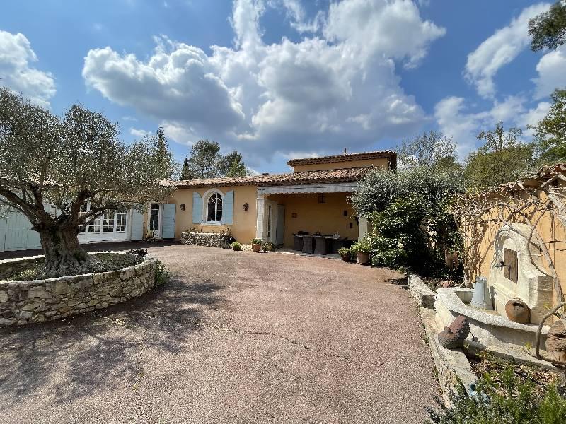 Venta  casa Seillans 1315000€ - Fotografía 5