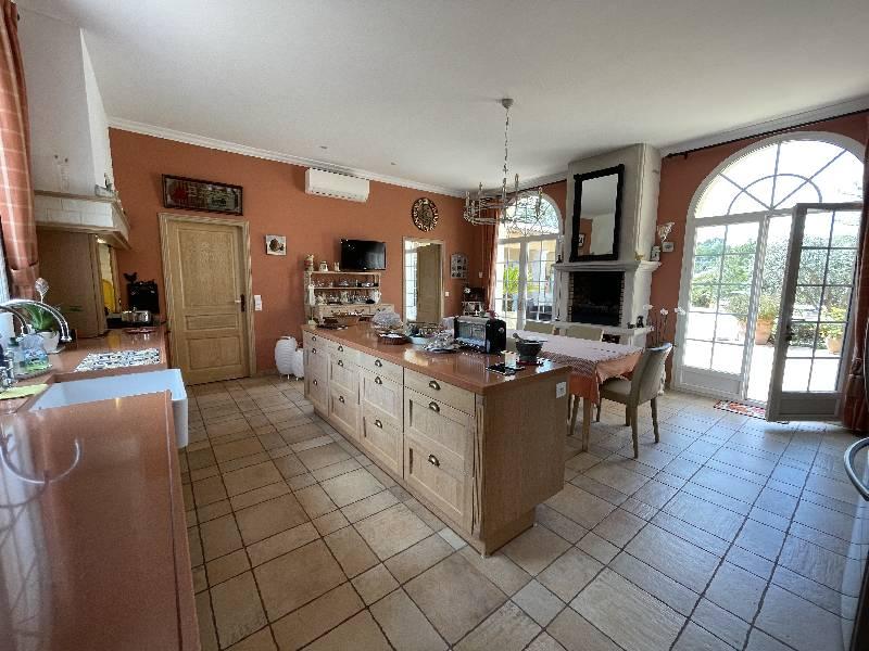 Venta  casa Seillans 1315000€ - Fotografía 9
