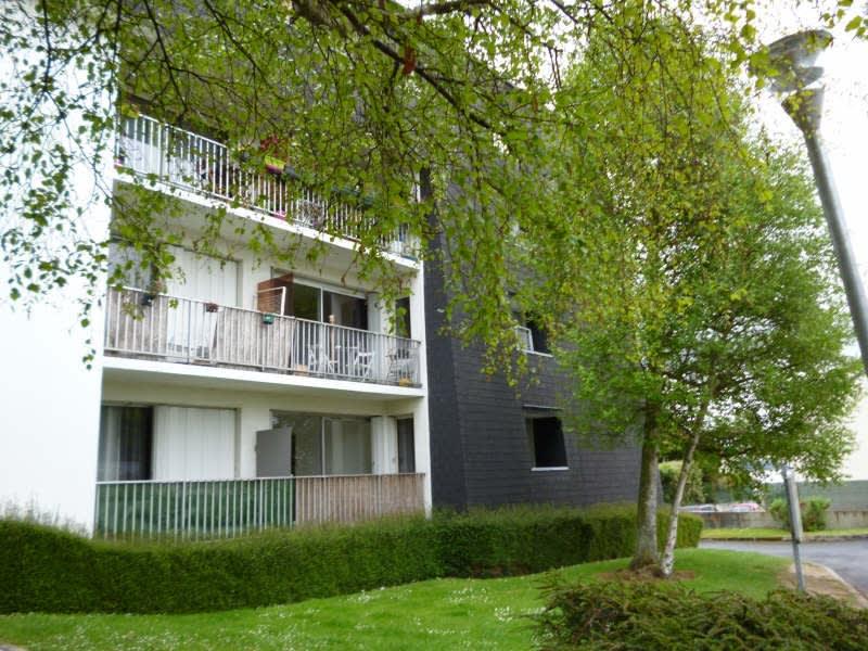 Rental apartment Caen 491€ CC - Picture 1