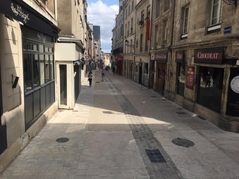 Vente appartement Poitiers 91000€ - Photo 1