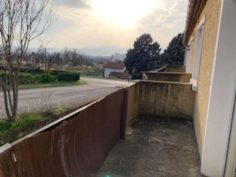 Rental apartment Salaise sur sanne 492€ CC - Picture 7