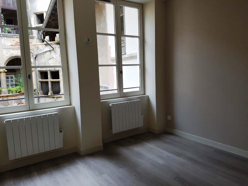 Rental apartment Vienne 490€ CC - Picture 1