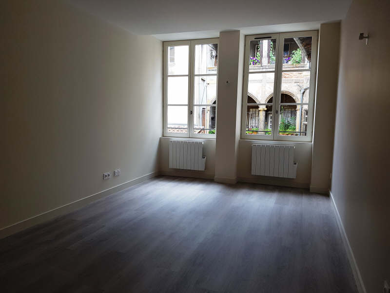Rental apartment Vienne 490€ CC - Picture 3