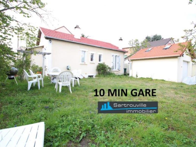 Revenda casa Sartrouville 529000€ - Fotografia 1
