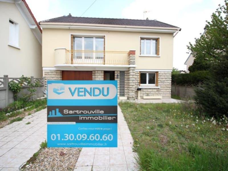 Revenda casa Sartrouville 370000€ - Fotografia 1