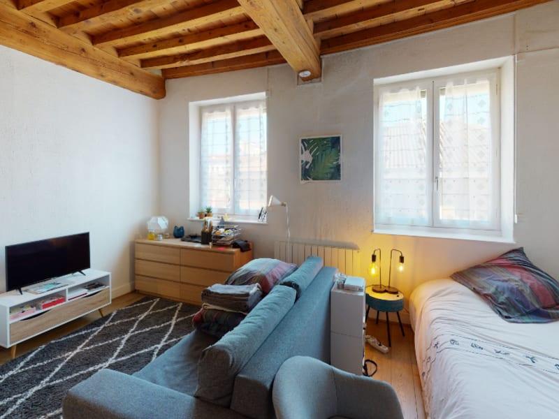 Rental apartment Lyon 4ème 655€ CC - Picture 1
