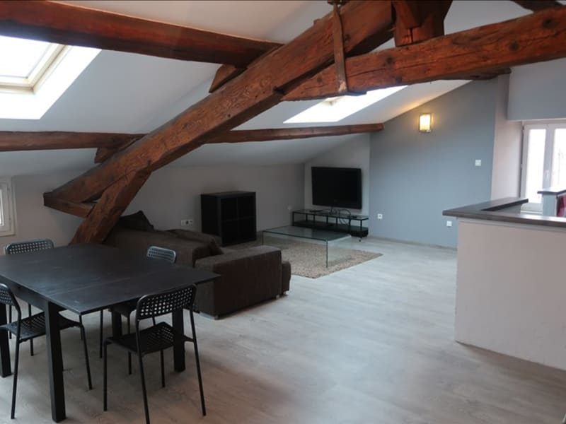 Rental apartment St etienne 500€ CC - Picture 1