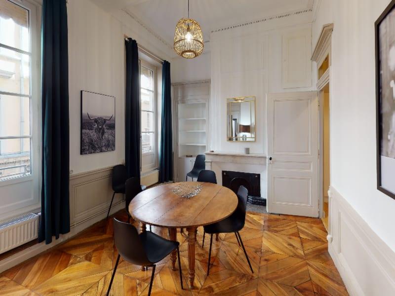 Rental apartment Lyon 2ème 1090€ CC - Picture 2