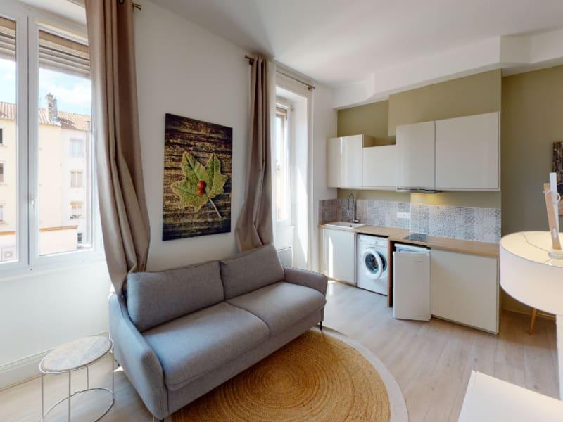 Rental apartment Lyon 6ème 652€ CC - Picture 1