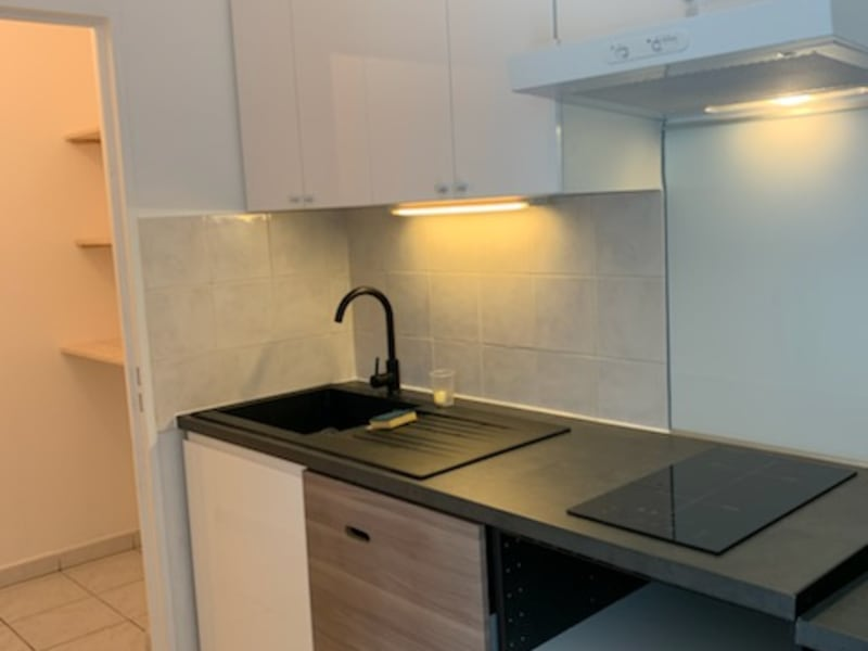 Rental apartment Grenoble 582€ CC - Picture 1