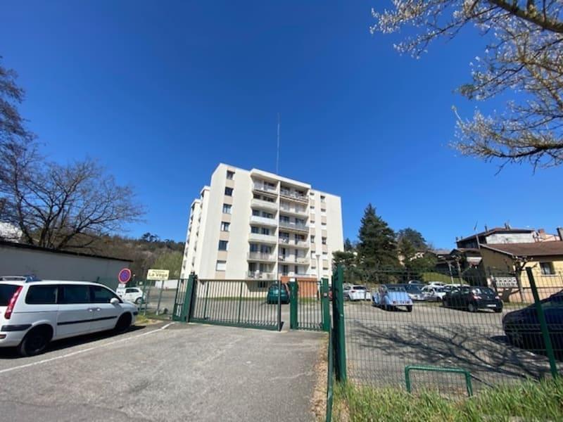 Rental apartment Villeurbanne 500€ CC - Picture 1