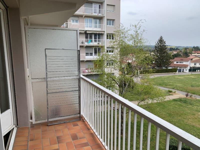 Rental apartment Pont eveque 596€ CC - Picture 4