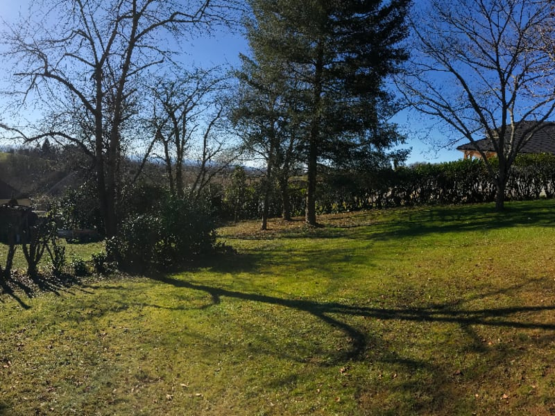 Vente terrain Serres castet 99000€ - Photo 1