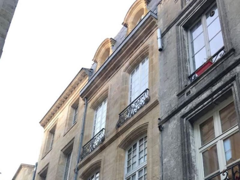 Sale apartment Bordeaux 315000€ - Picture 2