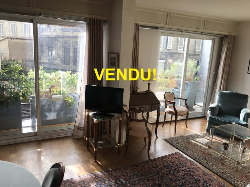 Vente appartement Bordeaux 420 000€ - Photo 1