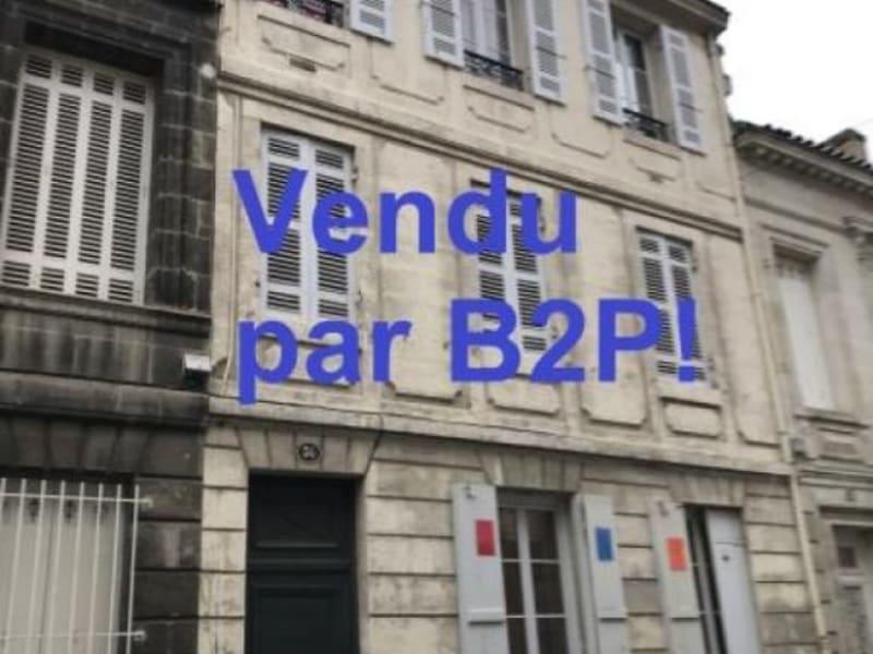 Sale building Bordeaux 525000€ - Picture 1