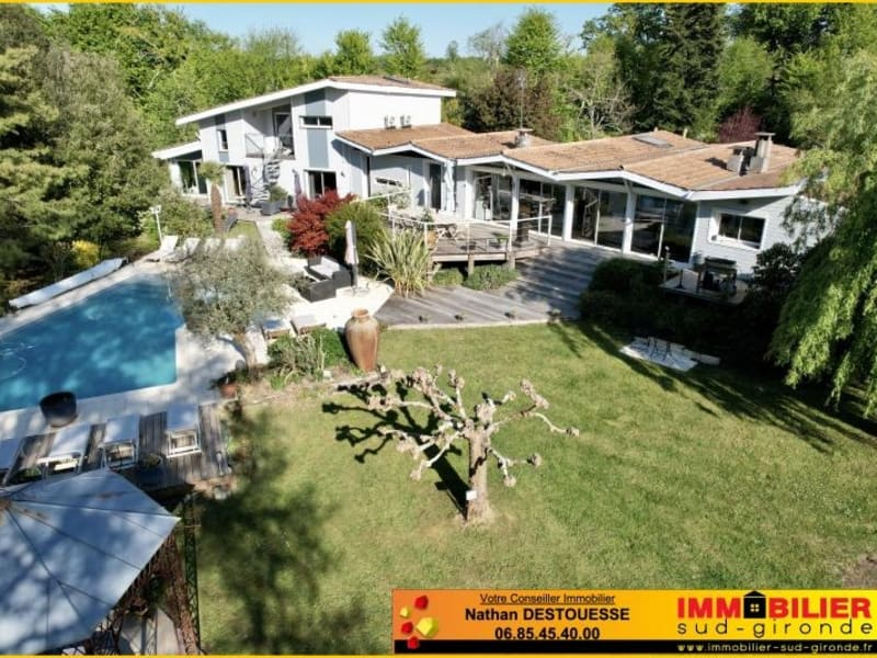 Deluxe sale house / villa Sadirac 1300000€ - Picture 1
