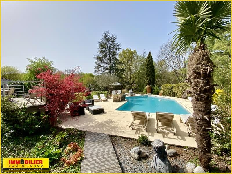 Deluxe sale house / villa Sadirac 1300000€ - Picture 6