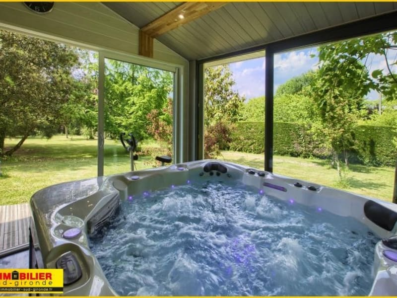 Deluxe sale house / villa Sadirac 1300000€ - Picture 8