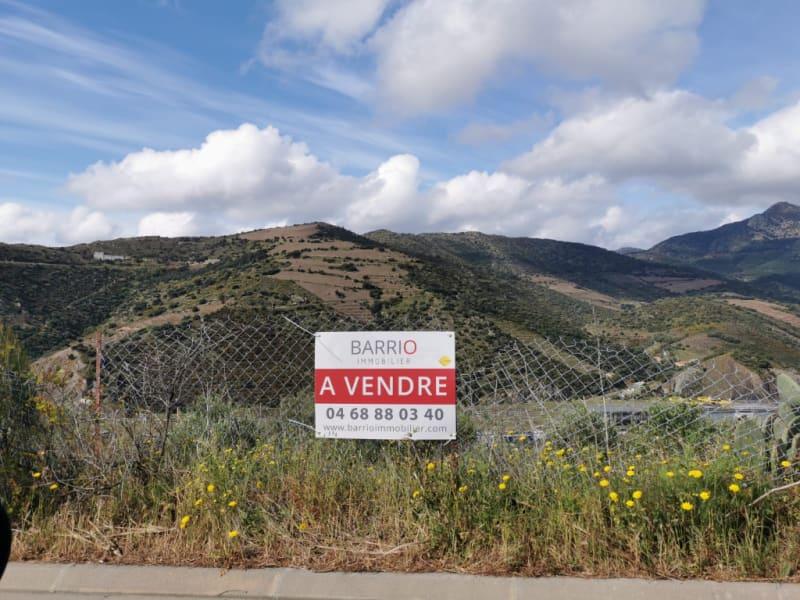 Vente terrain Cerbere 129600€ - Photo 1