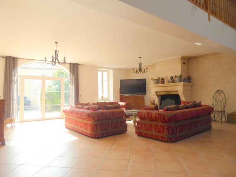 Sale house / villa Salles-d'angles 422000€ - Picture 2