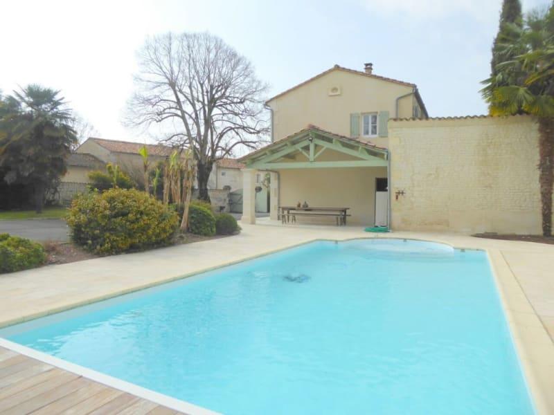 Sale house / villa Salles-d'angles 422000€ - Picture 3