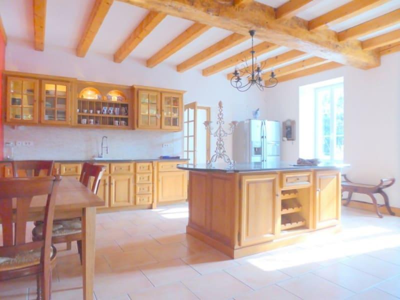 Sale house / villa Salles-d'angles 422000€ - Picture 4