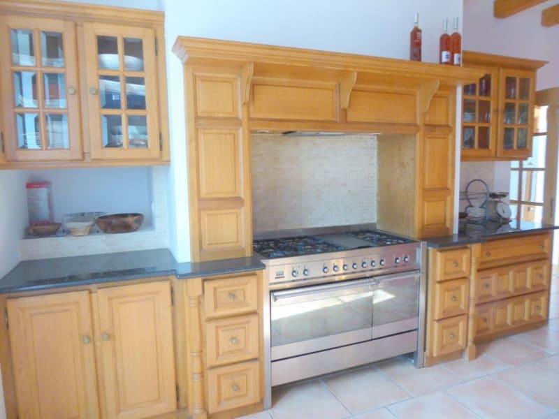 Sale house / villa Salles-d'angles 422000€ - Picture 5